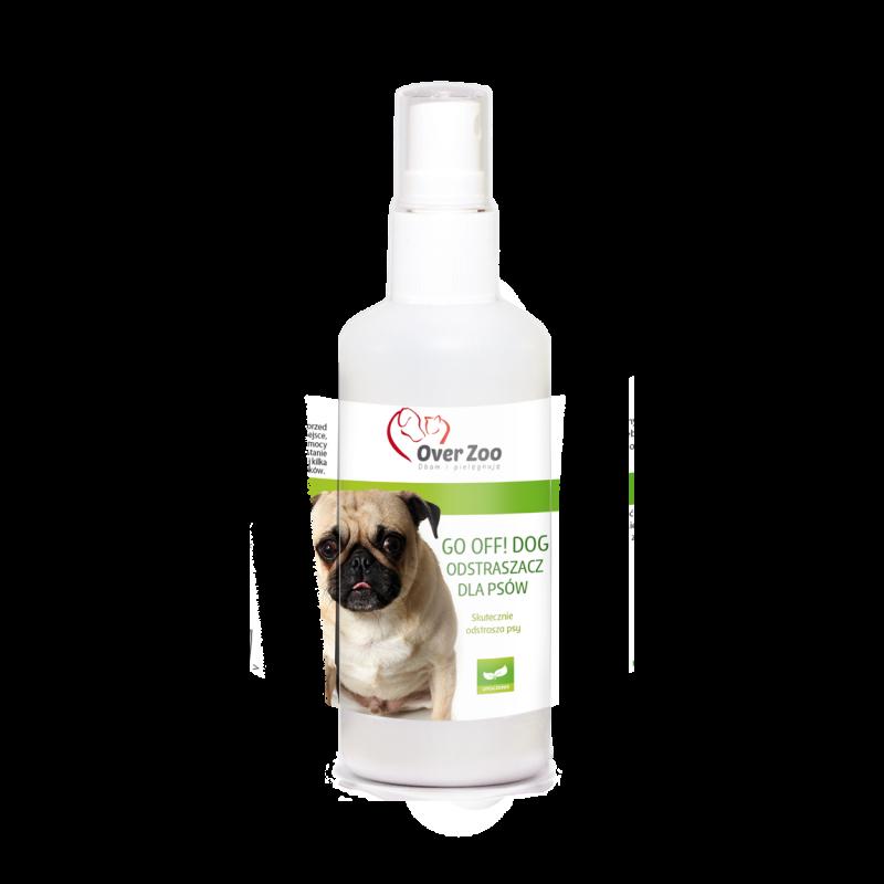 Go off! Dog Απωθητικό προϊόν για σκύλους 100ml