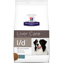 Hill's Prescription Diet L/D Liver Care Για Σκύλους 5kg