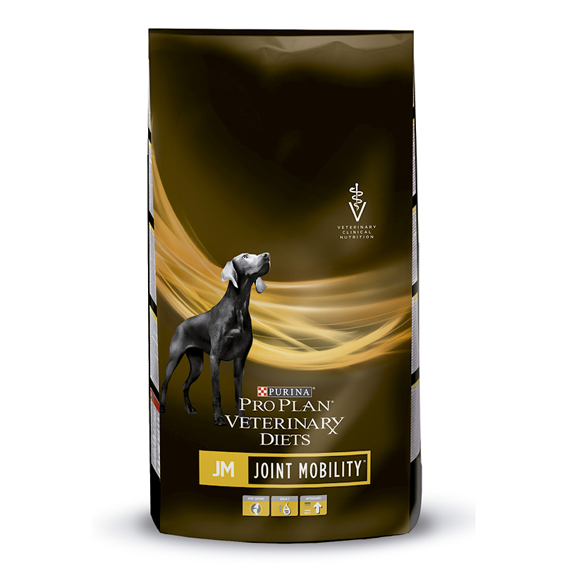 PURINA VETERINARY DIETS JM - JOINT MOBILITY 12KG