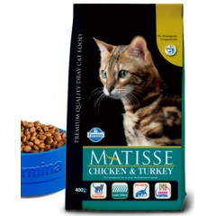 MATISSE ADULT CHICKEN & TURKEY 10KG