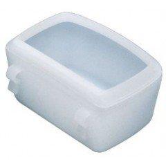 Ferplast Πιατάκι φαγητού ή νερου για κλουβια μεταφοράς large 550ml