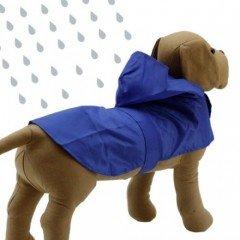 Αδιάβροχο ρούχο σκύλου της Yagu σε μπλε χρώμα