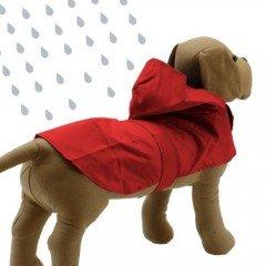 Αδιάβροχο ρούχο σκύλου της Yagu σε κόκκινο χρώμα