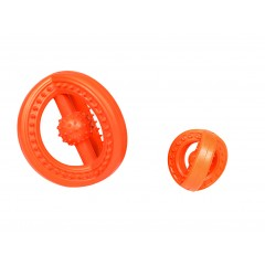 NOBBY Παιχνίδι rubber toy ball satellite 14cm