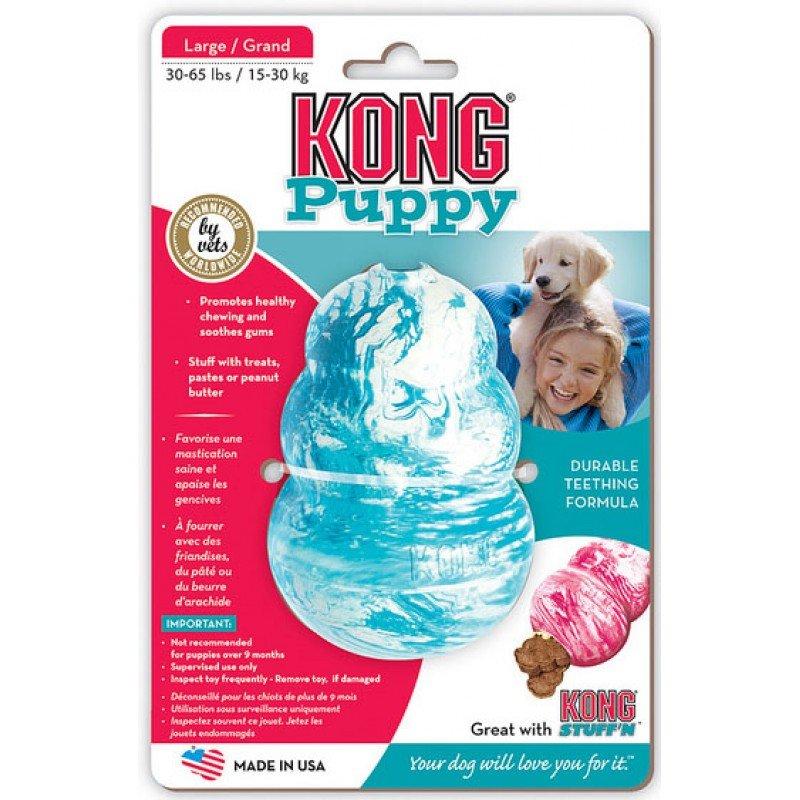 Παιχνίδι σκύλου Kong Puppy Large για κουτάβια μεγάλου μεγέθους