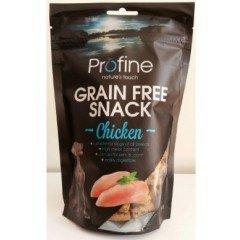 Profine Dog Grain Free Snack 200gr Chicken