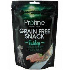 Profine Dog Grain Free Snack 200gr Turkey