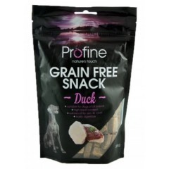 Profine Dog Grain Free Snack 200gr Duck