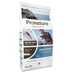 PRONATURE ADULT ALL BREED  MEDITERRANEA LARGE BITES 12kg