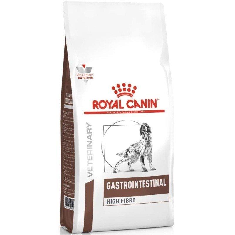ROYAL CANIN GASTROINTESTINAL HIGH FIBRE DOG 2kg ΞΗΡΑ ΤΡΟΦΗ ΣΚΥΛΟΥ