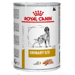 ROYAL CANIN ΚΛΙΝΙΚΗ ΚΟΝΣΕΡΒΑ URINARY S/O DOG 12X410GR