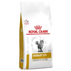 ROYAL CANIN URINARY MODERATE CALORIE CAT 1.5Kg