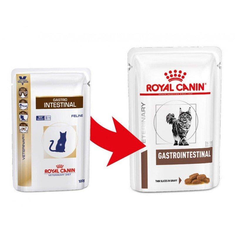 Royal Canin Cat Gastro Intestinal pouch 85gr ΥΓΡΗ ΤΡΟΦΗ -  ΚΟΝΣΕΡΒΕΣ ΓΑΤΑΣ