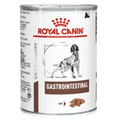 ROYAL CANIN ΚΛΙΝΙΚΗ ΚΟΝΣΕΡΒΑ GASTRO INTESTINAL DOG CAN 12X400GR