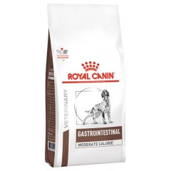 ROYAL CANIN GASTRO INTESTINAL MODERATE CALORIE 15kg