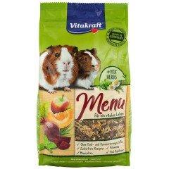 Vitakraft Menu Vital τροφή premium για ινδικά χοιρίδια 1kg