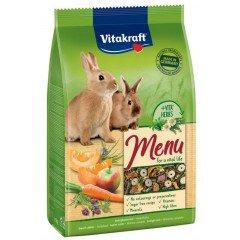 Vitakraft Menu Vital τροφή premium για κουνέλια 3kg