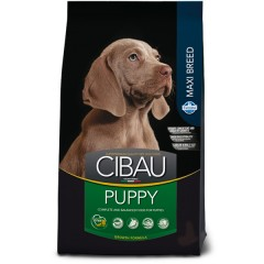 CIBAU PUPPY MAXI BREED 12KG + 2KG ΔΩΡΟ