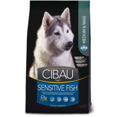CIBAU ADULT FISH SENSITIVE MEDIUM-MAXI 2.5KG