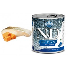 N & D OCEAN WET CODFISΗ & PUMPKIN 285GR (1 + 1 ΔΩΡΟ)