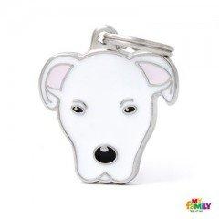 ΤΑΥΤΟΤΗΤΑ ΣΚΥΛΟΥ MY FAMILY  ARGENTINE DOGO