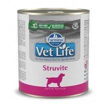 FARMINA VET LIFE STRUVITE WET FOOD DOG 300gr