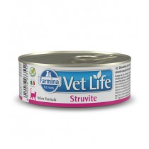 FARMINA VET LIFE STRUVITE WET FOOD CAT 85gr
