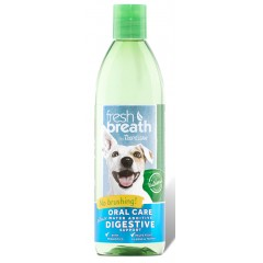 TROPICLEAN FRESH BREATH WATER DIGESTIVE 473ML