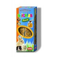 Nobby Bunny Sticks με μέλι 2 x 56gr