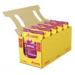 Josera Minivita Grain Free  με σολομό (5x900gr)  4,5kg
