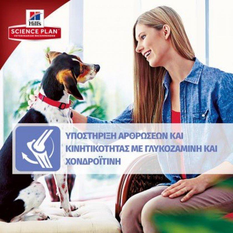 Hill's Science Plan Mature Adult 7+ Active Longevity Medium Για Σκύλους Με Κοτόπουλο 14KG (- 13 ΕΥΡΩ) ΞΗΡΑ ΤΡΟΦΗ ΣΚΥΛΟΥ