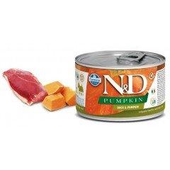 N & D PUMPKIN DUCK & PUMPKIN 140GR (1 + 1 ΔΩΡΟ)