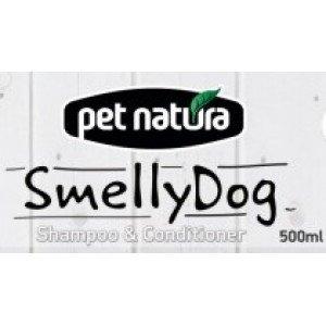 ΣΑΜΠΟΥΑΝ PET NATURA - SMELLY DOG