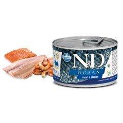 N & D OCEAN WET TROUT & SALMON 140GR (1 + 1 ΔΩΡΟ)