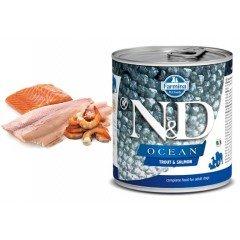 N & D OCEAN WET TROUT & SALMON 285GR (1 + 1 ΔΩΡΟ)