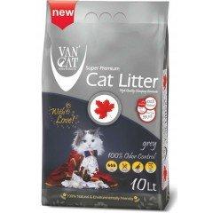 VAN CAT CLUMPING GREY ODOUR CONTROL CANADA 9kg