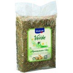 """Χόρτο αρωματικό για όλα τα τρωκτικά Vita Verde """"Meadow Hay"""" 1kg"""